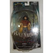 ### Dc Direct Arkham City Robin Batman ###