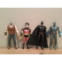 Batman-robin-bane - Dc Comics - 10 Cm