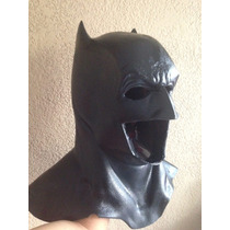 Máscara De Batman Vs Supermán
