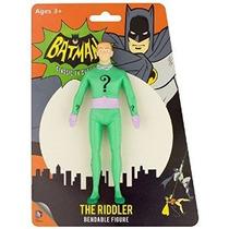 Batman 1966 Serie Televisiva Clásico El Acertijo Flexible De