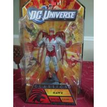 Hawk Serie Nekron Dc Universe Pieza Baf Dc Comics Trabucle
