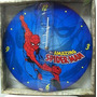 Reloj Pared Amazing Spiderman Azul