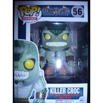 Killer Croc Batman Arkham Asylum Funko Pop