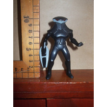 Black Manta,figura De Mc Donalds
