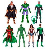 Dc Comics Icons Liga De La Justicia Justice League Green Lan