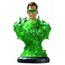 Figura Dc Linterna Verde Busto Green Lantern Hal Jordan Vv4
