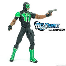 Linterna Verde Dc Green Lantern The New 52 Simon Baz Fig Vv4