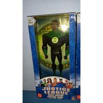 Mattel Green Lantern Linterna Verde 25 Cm Jla Justice League