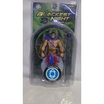 Figura Atom Tribu Indigo Blackest Night Dc Liga Justicia