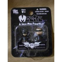 Batman Catwoman The Dark Knight Rises Metz Itz Mezco