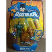Batman Arrow Blast Green Arrow