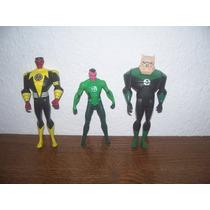 Green Lantern Linterna Verde Lote Sinestro Kilowog Justice L