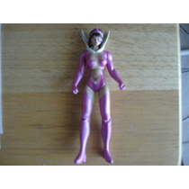 Mujer Dc Comics Mide 10 Cms