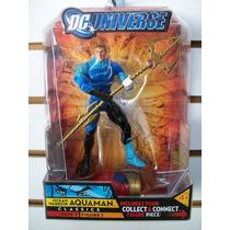 Ocean Warrior Aquaman Serie Atom Smasher Dc Universe Mattel