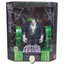 Dc Justice League Unlimited Solomon Grundy Sdcc