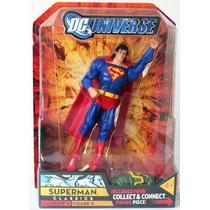 Superman Classics Con Pieza Baf Dc Universe Wave 4 Kalibak