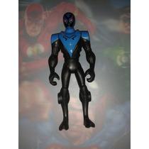 Escarabajo Azul De Batman Bravo Y Valiente