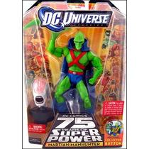 Dc Comics Universe 75 Years Of Super Power-martian Manhunter