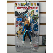 Black Canary Justice League International Canario Negro Dc