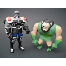 Dc Universe Justice League Unlimited Darkseid Y Kalibak