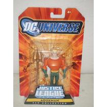 Dc Universe Justice League Unlimited Aquaman Fan Collection