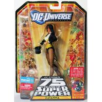 Zatanna Dc Universe Dc Comics Con Pieza Baf Ultrahumanite