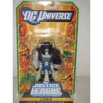 Dc Universe Justice League Unlimited Lobo Matty Collector