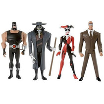 Dc Universe Justice League Unlimited Gotham City Criminals