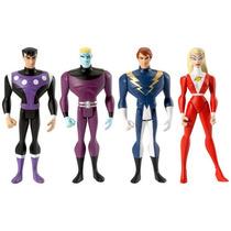 Dc Universe Justice League Unlimited Legion Of Super Heroes