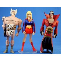 Dc Justice League Unlimited Supergirl Warlord Deimos Dc