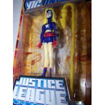 Sgg Stargirl Liga De La Justicia Ilimitada Jlu Dc Maa