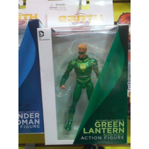 Figura Dc De Linterna Verde De La Serie Earth 2