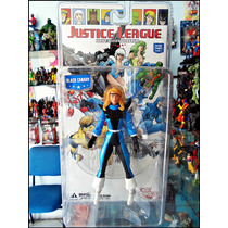 Dc,black Canary,justice League,serie 1,nueva Sellada,16 Cm.
