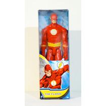 Flash Liga De La Justicia Mattel De 30 Cm