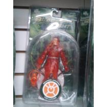 The Blackest Night Lex Luthor Orange Lantern Serie 8