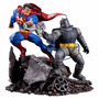 Batman Vs Superman Dc Collectibles The Dark Knight Returns