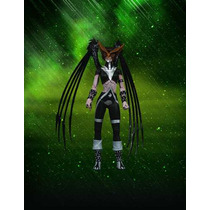 Figura The Blackest Night Hawkgirl Zombi Serie 6