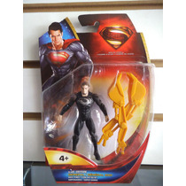 Gral Zod Super Garra Superman Man Of Steel Hombre De Acero