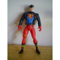 Superman Dc Comics Vintage 1995 Mide 12 Cms