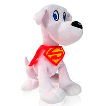 Sdcc 2015 Exclusive Dc Super Pets Plush Krypto Superman San
