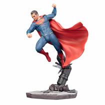 Pre Orden Artfx+ Batman V Superman Dawn Of Justice Superman