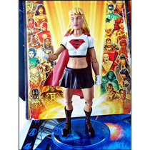 Supergirl,dc Universe,pack Vs She-ra,variante,loose,16 Cm.