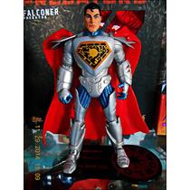 Superman,elseworlds,the Dark Side,loose,completo,figura 16cm