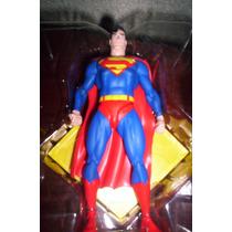 Superman Hombre De Acero Directo De Los Años Figuras