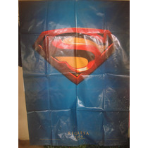 Superman Manta Pelicula Bbf