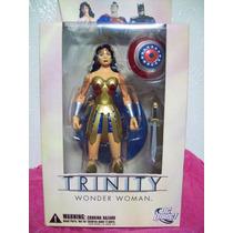 Figura Dc Direct, Wonder Woman, Nueva, De Colección, Única