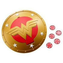 Dc Superhero Girls Escudo Mujer Maravilla Wonder Woman