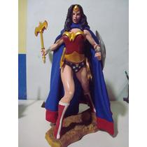 Figuras Resina Mujer Maravilla