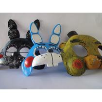 Mascaras De Five Nights At Freddys Mas Regalo