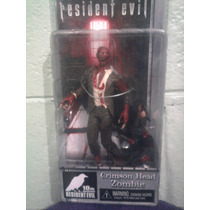 Resident Evil Video Juegos Zombie 10o. Aniv. Movie Maniacs